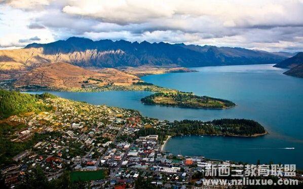 新西兰留学:蕴藏在美丽新西兰南岛的大学介绍!