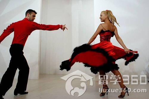 斗牛舞其实起源于法国