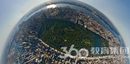 全球十大美丽城市航拍3D全景图 - 城市大全 - -