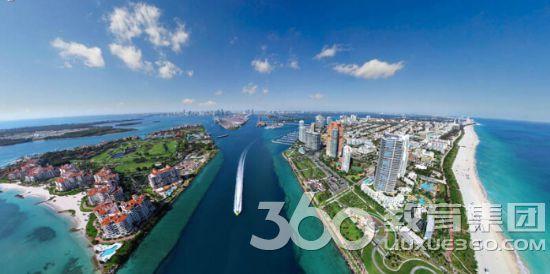全球十大美丽城市航拍3d全景图
