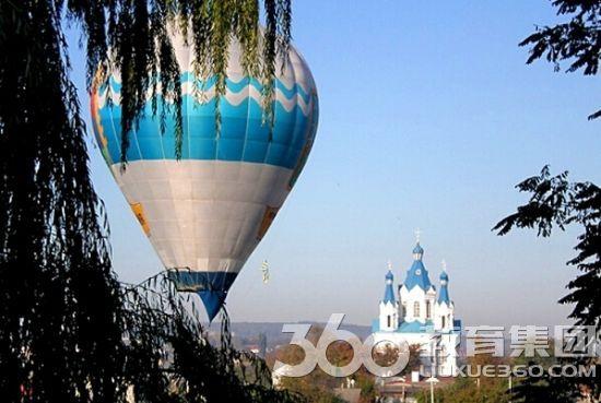乌克兰热气球运动