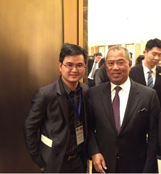 360教育集团董事长罗成先生出席中国马来西亚商业领袖圆桌会议