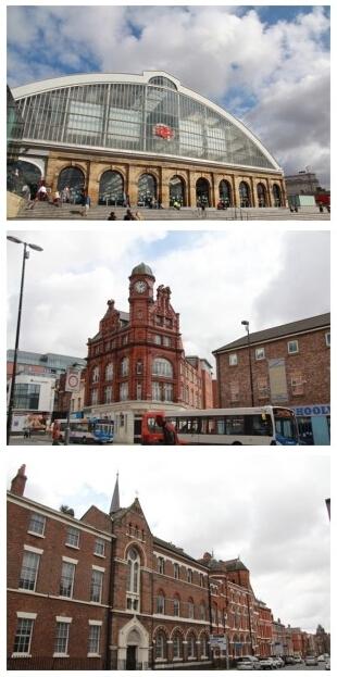 利物浦传统的建筑风格