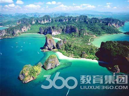 泰国甲米风景图片