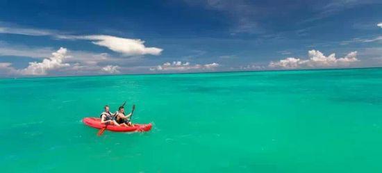 沙巴州的美人鱼岛