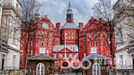 伦敦大学学院校园容貌