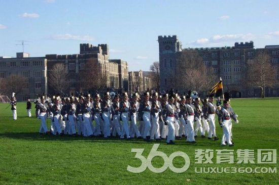 除西点军校之外,该联盟由包括麻省理工学院(mit),理海大学(lehigh