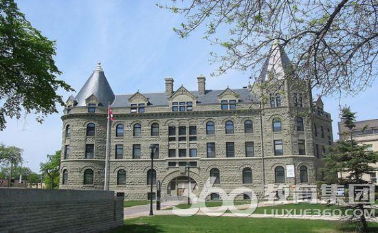 加拿大留学:温尼伯格大学位置和校园环境