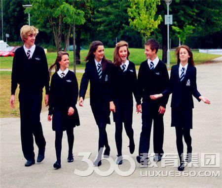 英国高中校服图片