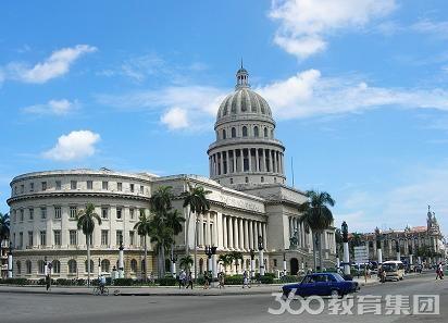 去古巴签证