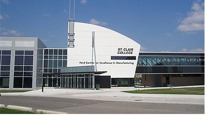 圣克莱尔学院