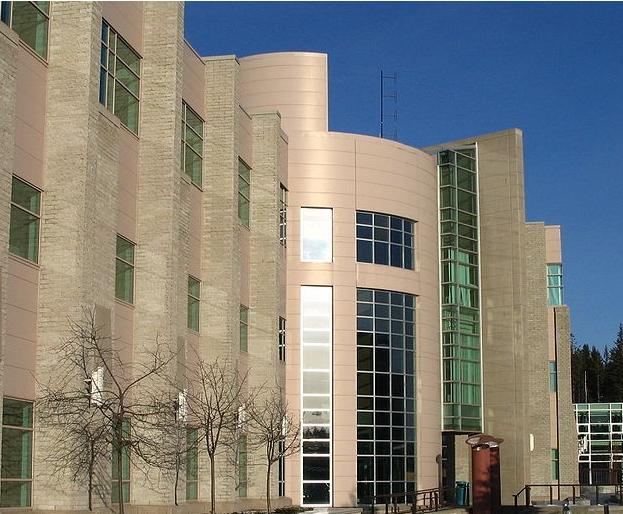 北英属哥伦比亚大学
