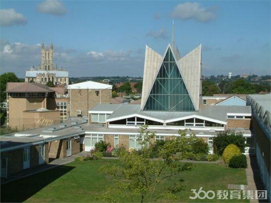 坎特伯里基督教堂大学