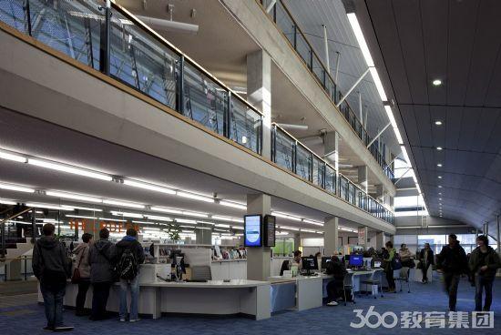 英国谢菲尔德哈勒姆大学