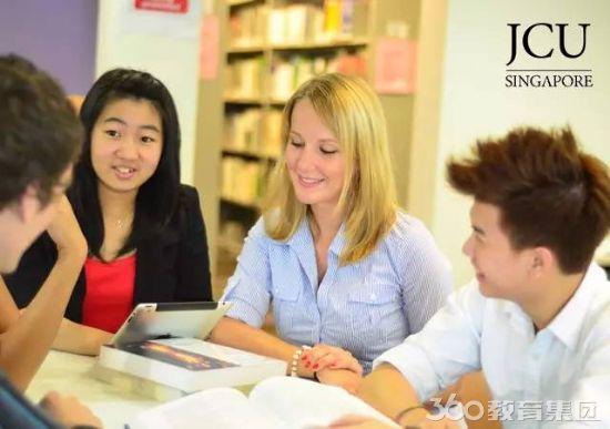 詹姆斯库克大学新加坡校区