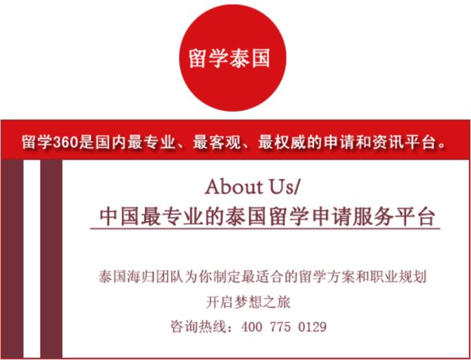 【泰国留学录取榜-第323例】张同学喜获博仁大学本科金融和会计专业录取通知书
