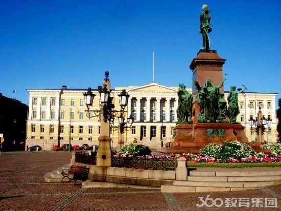 芬兰本科留学免学费