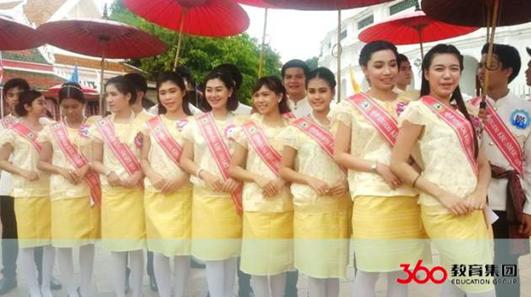 【泰国留学录取榜--第332例】财力雄厚设施齐全却学费低廉?