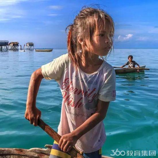 马来西亚免费留学导师顾佳洁介绍:马来西亚海上游牧部落