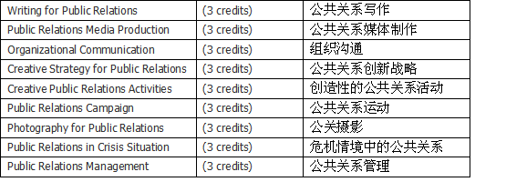 兰实大学大众传媒专业本科(英语授课)