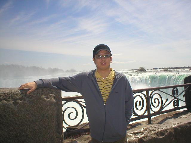 游历尼亚加拉大瀑布