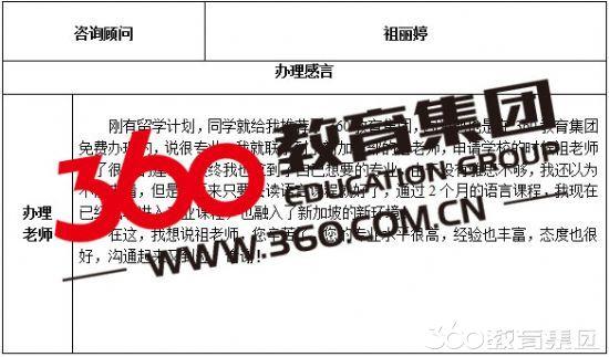 360教育集团祖丽婷老师