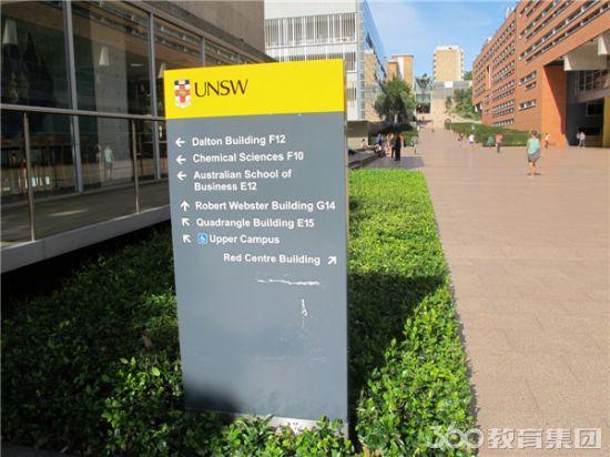 新南威尔士大学历史