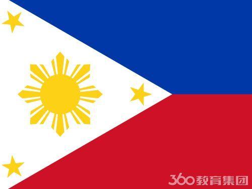 菲律宾国旗呈横长方形,长与宽之比为2:1.