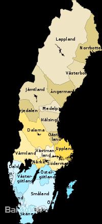 瑞典国家介绍