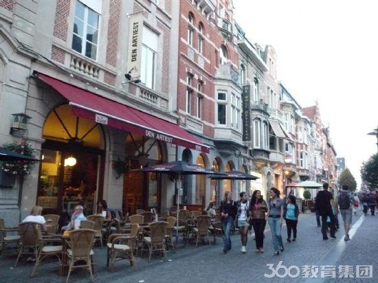 2016年比利时本科留学方案