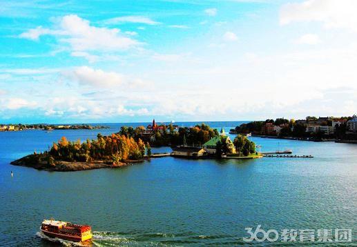 去芬兰留学读高中怎么样
