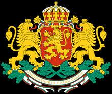 保加利亚国徽