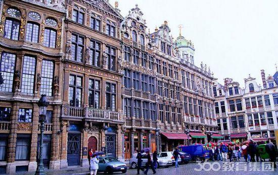 比利时旅游