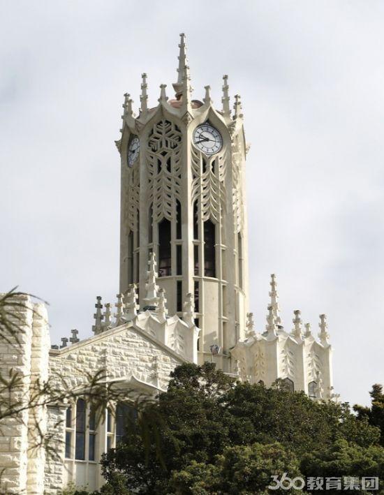 2016年新西兰留学奥克兰大学课程和详细费用
