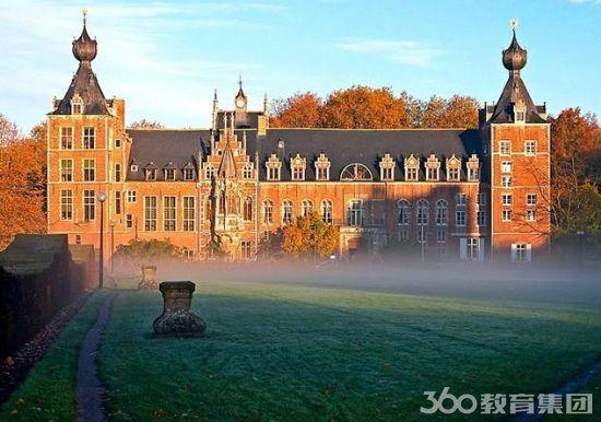 留学360访问比利时天主教鲁汶大学