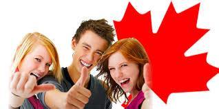 初中生留学加拿大