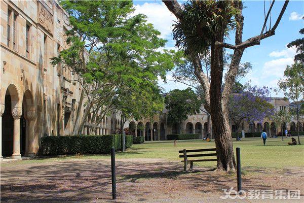 昆士兰大学优势专业