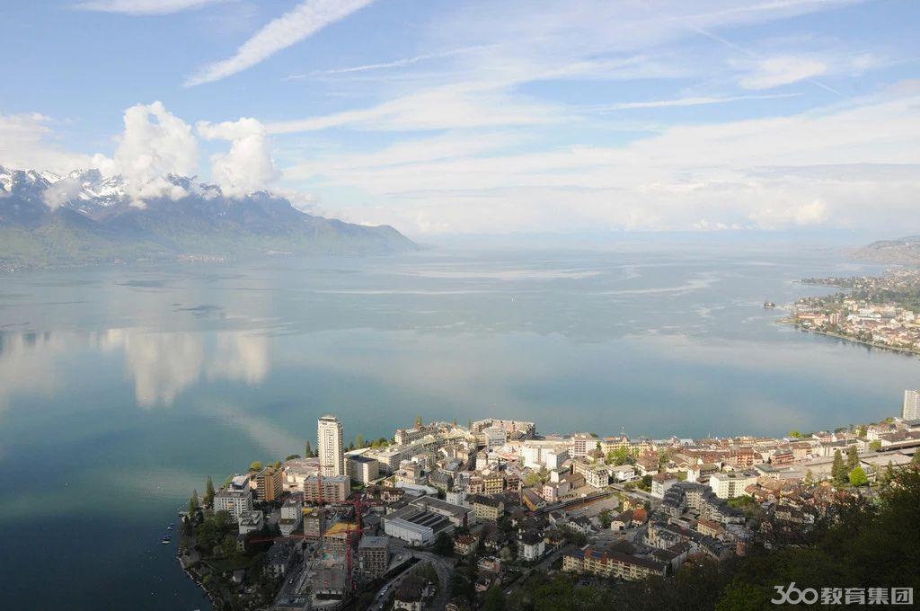 让自己的闪光点 耀眼在格里昂的日内瓦湖畔