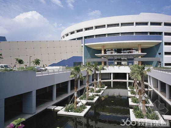新加坡南洋理工大學校園環境怎么樣