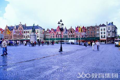 比利时留学