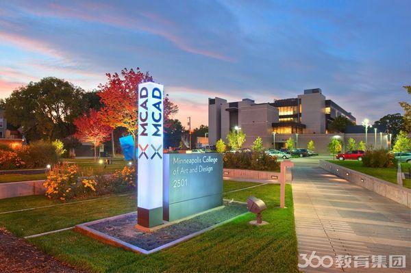 明尼阿波利斯艺术设计学院是一所非盈利的四年制本科和研究生的私立学校,学校致力于研究视觉欣赏艺术。比如说平面设计、雕塑艺术、家居设计,另外也包括文学艺术等。   明尼阿波利斯艺术设计学院可授予本科和硕士学位,专业设置广泛,开设的主要专业有:广告、动画、公共关系、喜剧艺术、企业家精神和项目管理、电影、美术活动、家具设计、平面设计、摄影、印刷与网路通讯、雕塑和网和多媒体环境等。