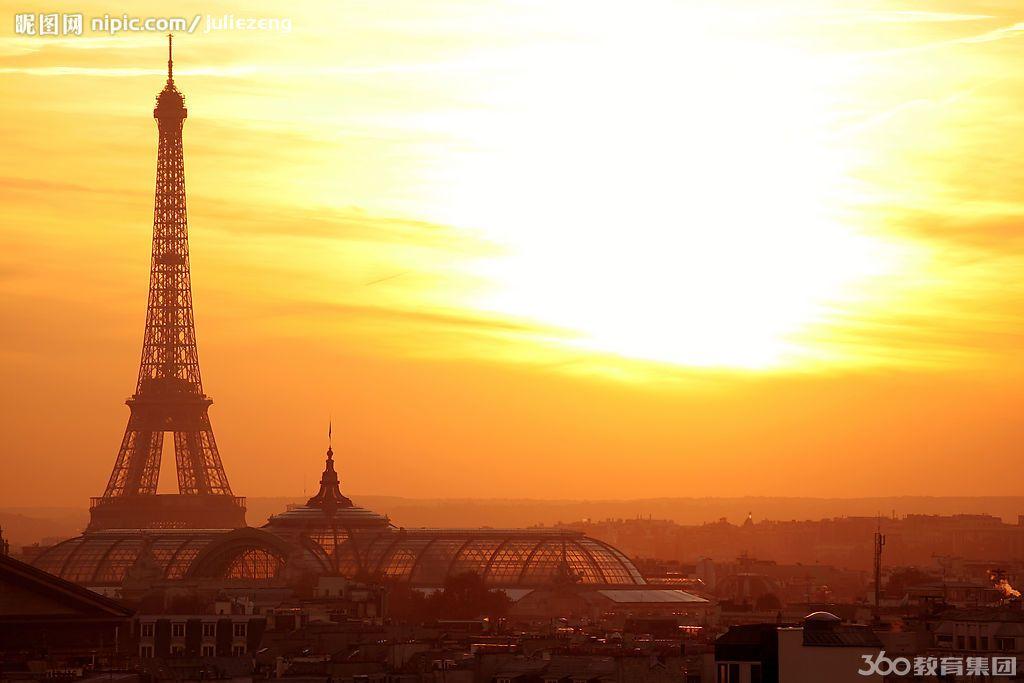 法国巴黎当选2016年最佳留学城市