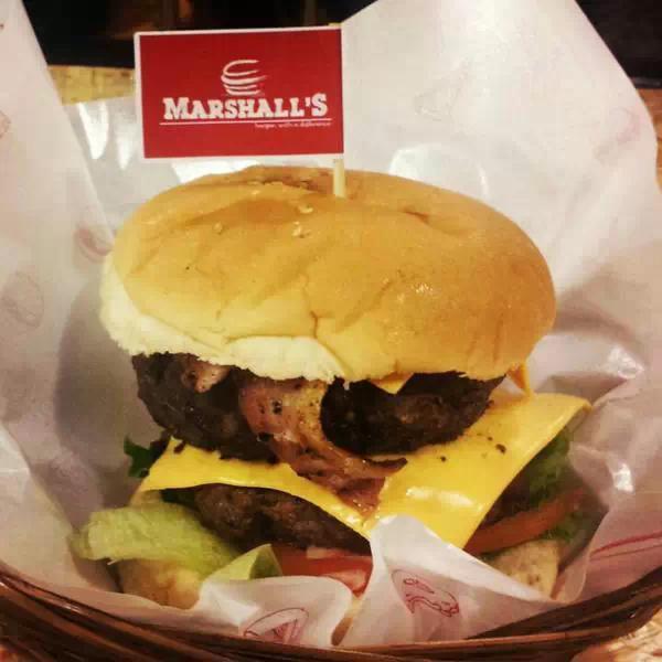 马来西亚槟城5大你不可错过的汉堡包!