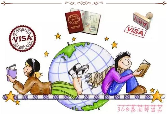 qile518留学签证申请材料