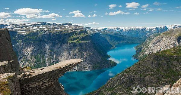 挪威风景图片江南