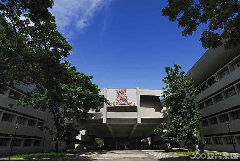 香港中文大学学校纹章