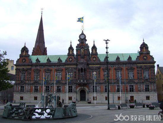 初中生瑞典整理歷史初中年代學費尺留學圖片
