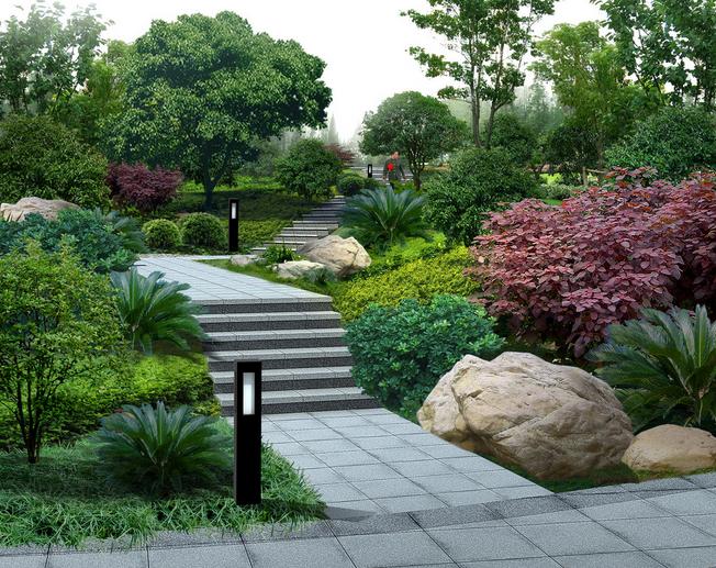 资质和有经验的景观园林设计师而设制,在专业认证水平上,进行