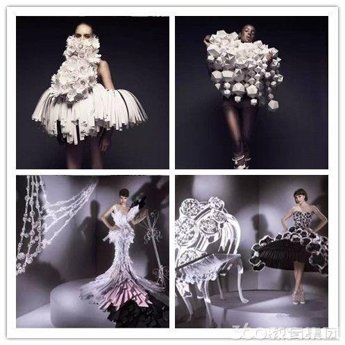服装设计灵感之折纸艺术