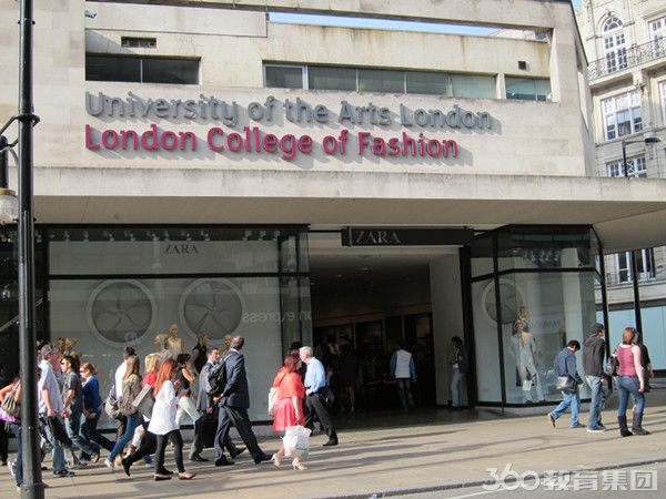 伦敦时装学院